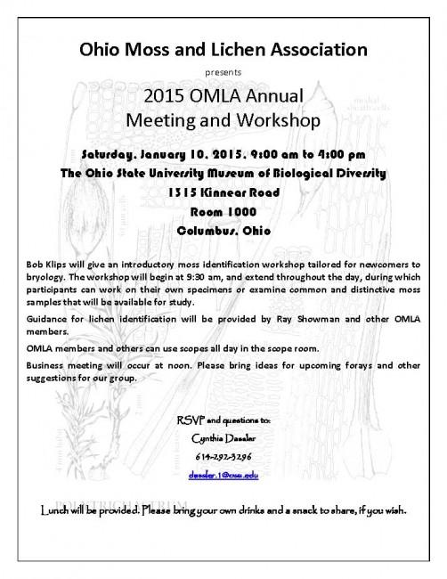 2015 Meeting Announcement