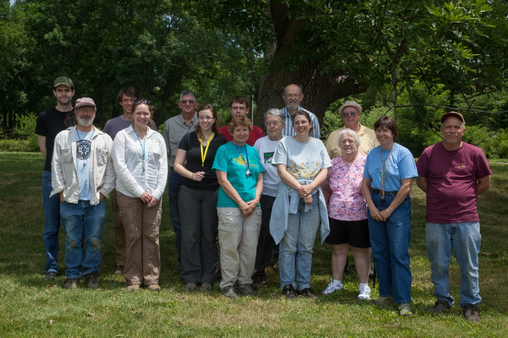 OMLA visits Fayette County. June 9, 2012.