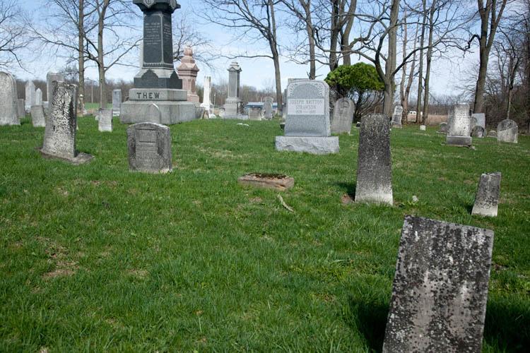 Thew Cemetery